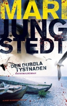 Den dubbla tystnaden: Kriminalroman