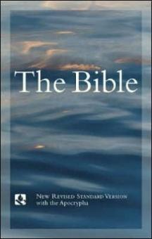 Bible NRSV with Apocrypha