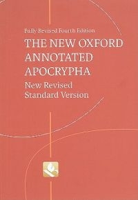 New Oxford Annotated Apocrypha NRSV, rev. 4th ed.