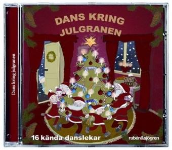 Dans kring julgranen: 16 kända danslekar