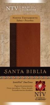 [Bibel, spanska] Santa Biblia, NTV, Nuevo Testamento, Salmos, Proverbios