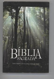Biblia Sagrada: Nova Traducao Na Linguagem de Hoje