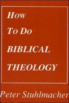 How to Do Biblical Theology