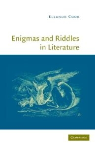 Enigmas and Riddles in Literature