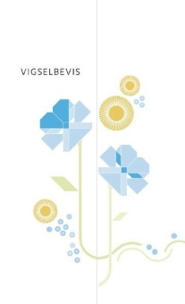 Kronprinsessparets Vigselbevis 2010 - 5-pack