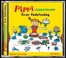 Pippi firar födelsedag - Berättare: Astrid Lindgren