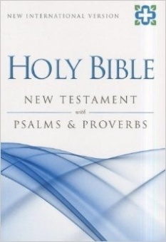 Holy Bible: New Testament with Psalms and Proverbs