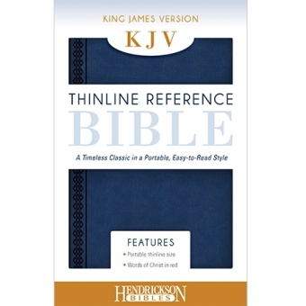 KJV, Thinline Reference Bible