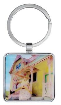 Nyckelring Pippi Villa Villekulla