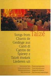 Songs from Taizé - Olika språk - Instrumental parts
