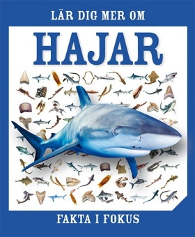 Lär dig mer om hajar