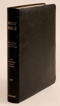 King James version The Old Scofield Study Bible, Large print Edition (1917 notes), Red letter
