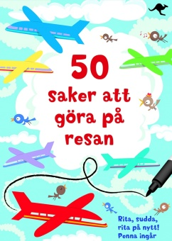 50 saker att göra på resan