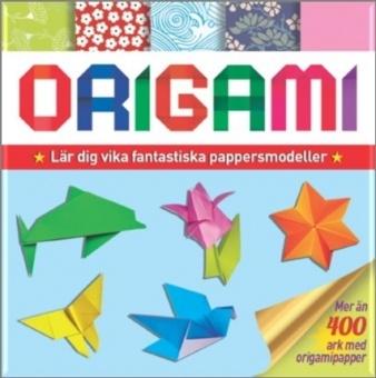 Origami: Lär dig vika fantastiska pappersmodeller