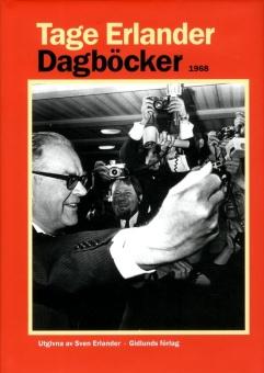 Tage Erlander Dagböcker 1968