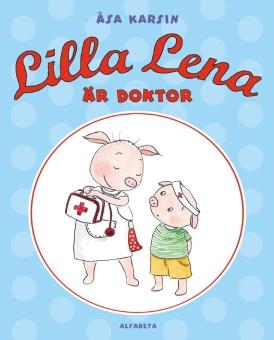 Lilla Lena är doktor