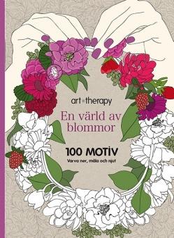 En värld av blommor: 100 motiv