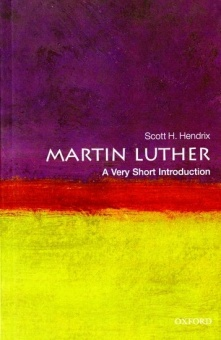 Martin Luther ( Very Short Introductions )