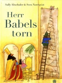 Herr Babels torn - Illustratör: Sven Nordqvist