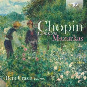 Complete Mazurkas - Rem Urasin (piano)