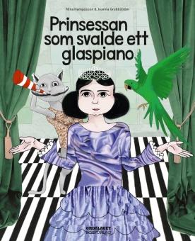 Prinsessan som svalde ett glaspiano