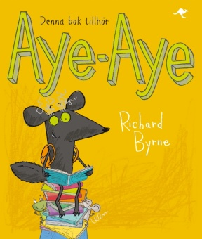 Denna bok tillhör Aye-Aye
