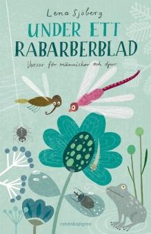 Under ett rabarberblad: verser för människor och djur