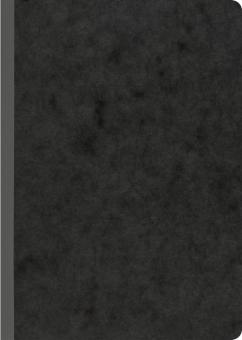 Anteckningsbok, linjerat A5, svart