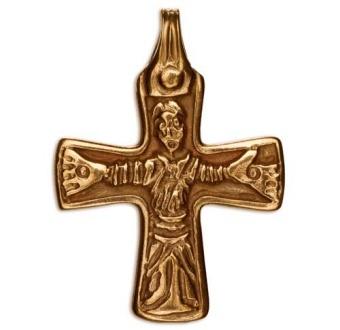 Gotlandskors, brons