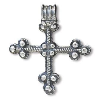 Silverkors 1300-tal