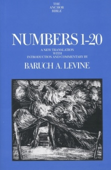 Numbers 1-20 (volume 4A) (Anchor Yale Bible Commentary)