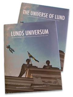 Universe of Lund: A Fifth Illustrating What Actually Makes Lund - Lund