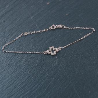i70 Armband silver