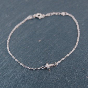 i73 Armband silver
