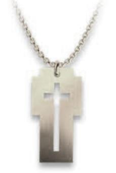 i41 Utstansat kors