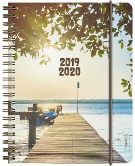 A5 Pier – 18 månaders elevkalender 2019/2020