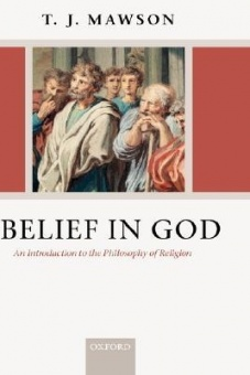 Belief in God: an Introduction to the Philosophy of Religion