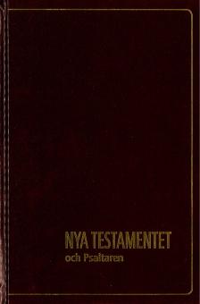 Nya testamentet och Psaltaren – storstil
