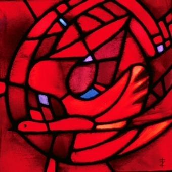 Pentecost - poster