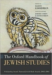 Oxford Handbook of Jewish Studies