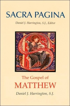 Gospel of Matthew; Sacra Pagina 1
