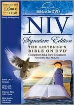 NIV Signature Edition (dvd)