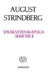 Språkvetenskapliga skrifter II