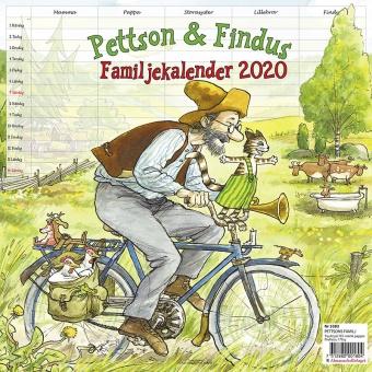 Pettsons familjekalender 2020