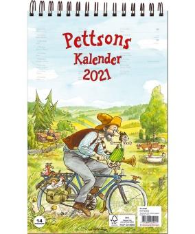 Pettsons kalender - 2021