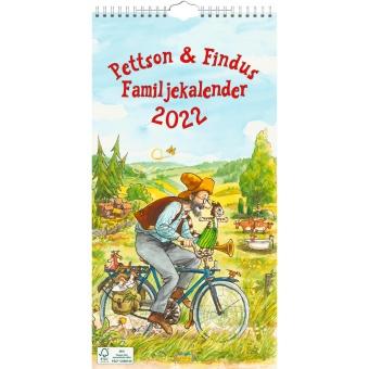 Pettson och Findus Familjekalender - 2022