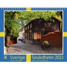 Sverige Sevärdheter - 2022