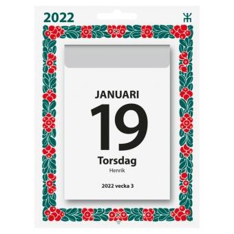 Väggplån Dagblock Lingon - 2022