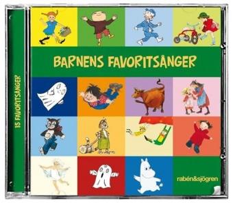 BARNENS FAVORITSÅNGER