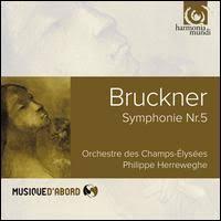 Symphonie Nr.5 Orchestre des Champs-Élysées m Philippe Herreweghe